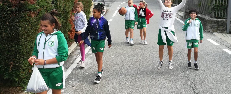 Esordienti Femminili: torneo in rosa ad Arnad!