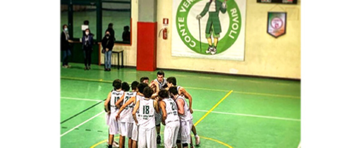 TECNOSS Under 18 M Gold: ancora una vittoria!