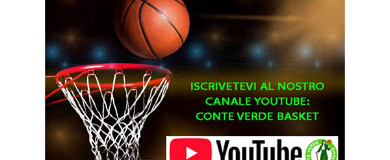 Iscriviti anche tu al canale Youtube del Conte!