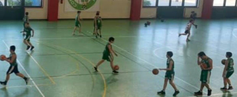 Under 13 maschile: iniziato il campionato!